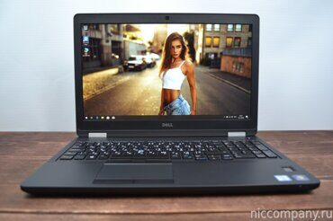 Dell Latitude E5570 Core i7
