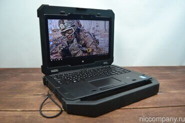 Dell Latitude 7204 Rugged Extreme