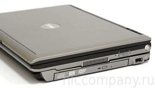 Dell Latitude D430+dock.st.
