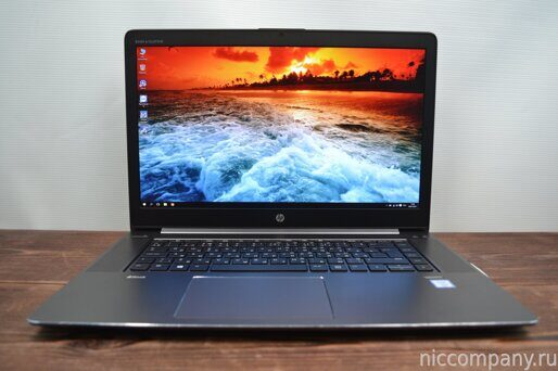 HP ZBook Studio G3 i7