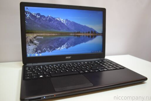 Acer TravelMate TMP-255M